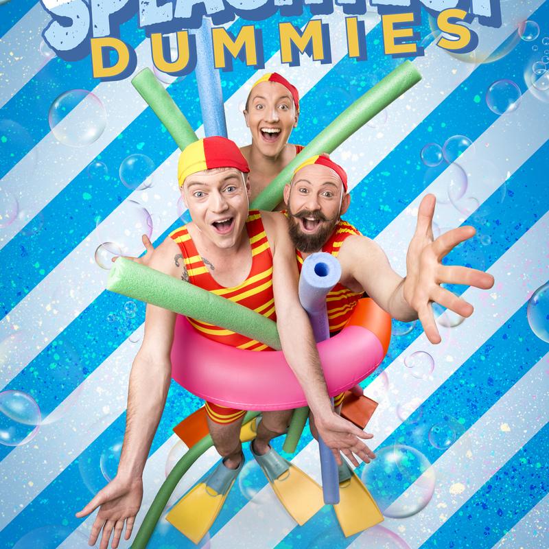 Scaled splash test dummies hero image press image
