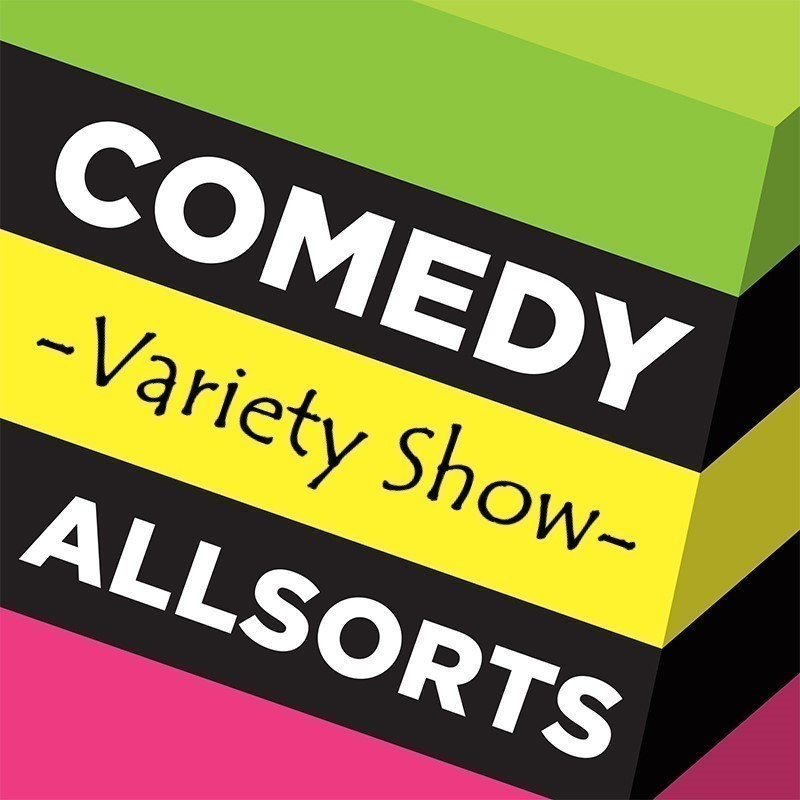 Scaled comedy allsorts variety show 2019
