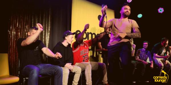 Rectangle comedians v rappers bottom image