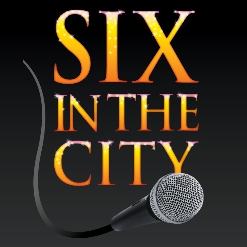 Scaled six in the city poster no logo sq tight 800px