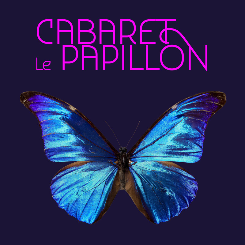 User crop cabaret le papillon simple square