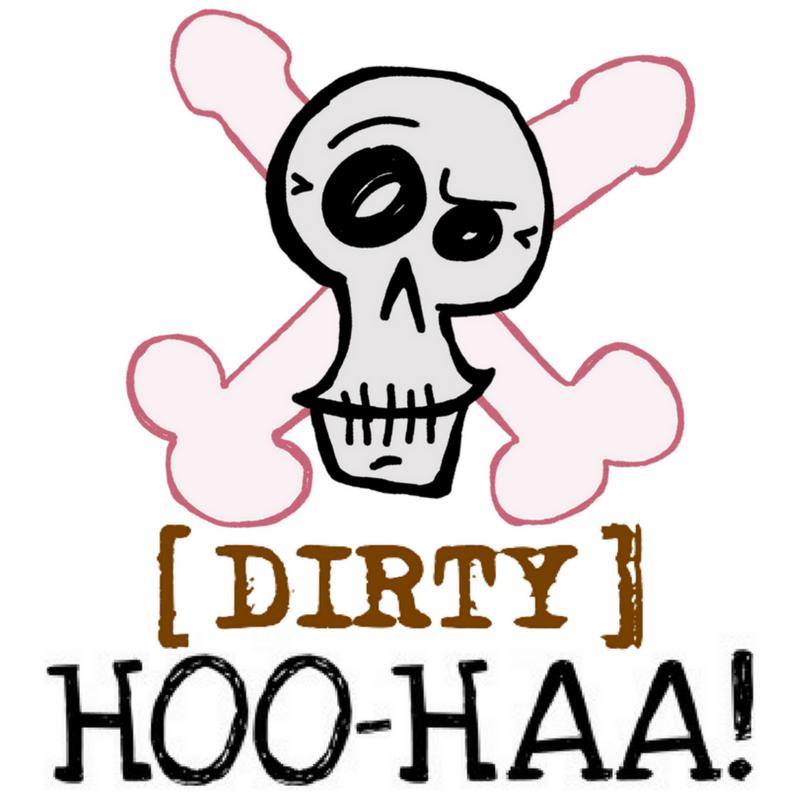 Scaled dirtyhoo haa print