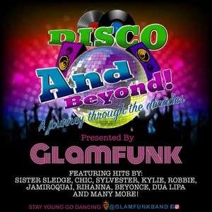 Thumb disco   beyong poster