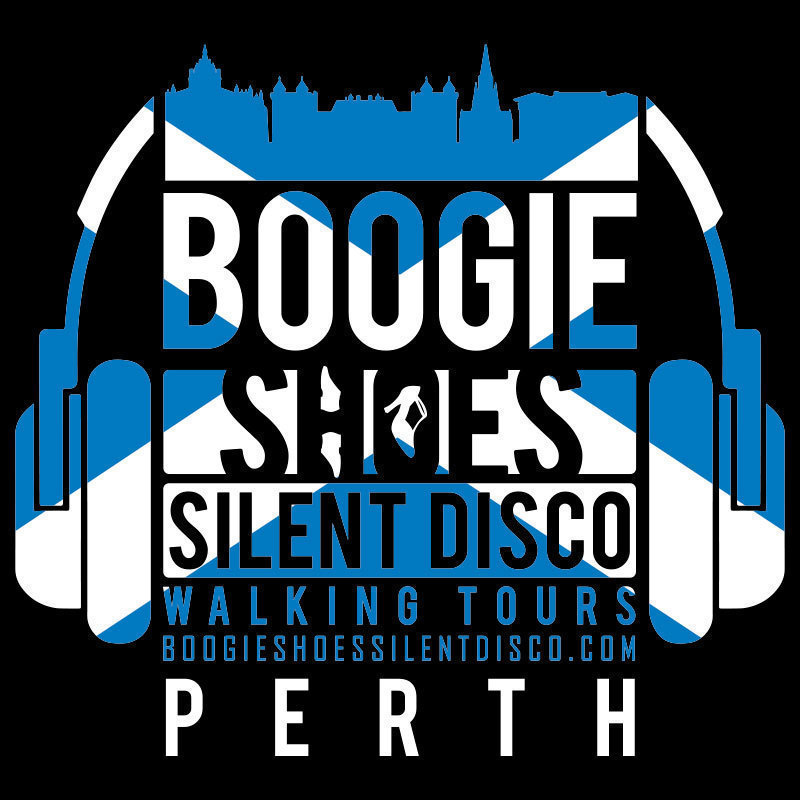 Scaled boogieshoes silentdisco perth
