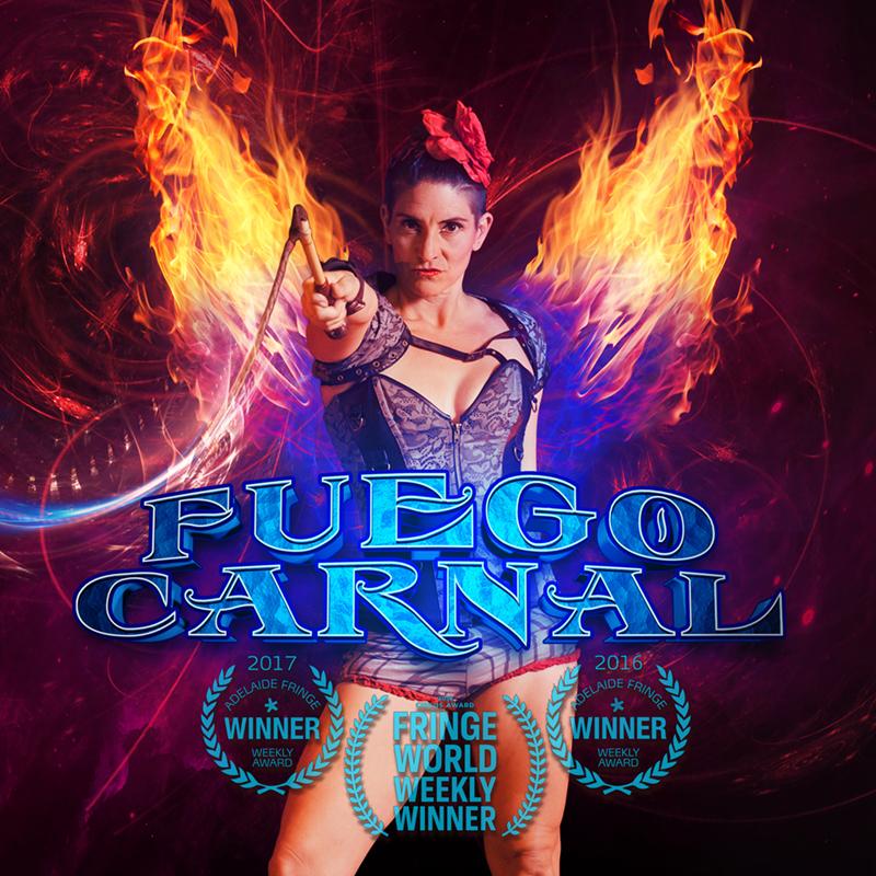 Scaled fuego carnal sophia blue flame 800 sq3