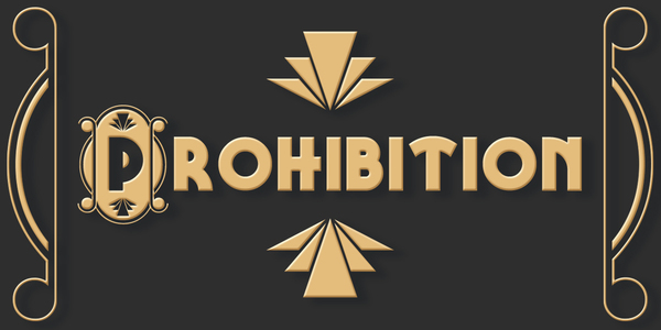 Rectangle top banner prohibition 1