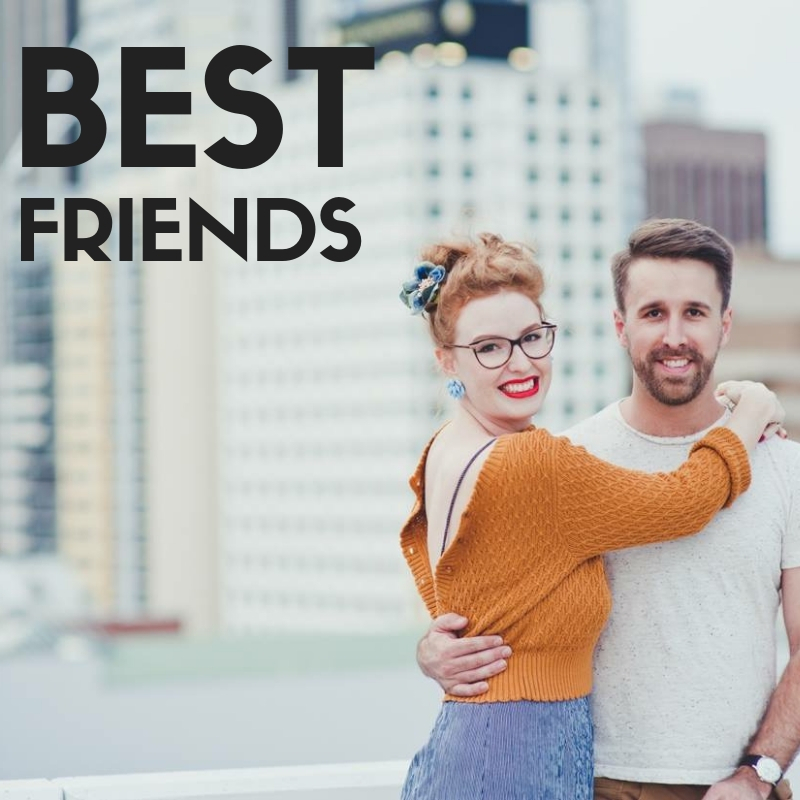 Scaled best friends fringe 2019  2