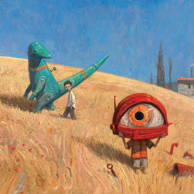 Scaled 1. shaun tan  grasslands  front cover   2012  1  lo res