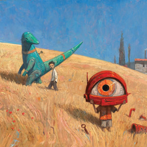 Thumb 1. shaun tan  grasslands  front cover   2012  1  lo res