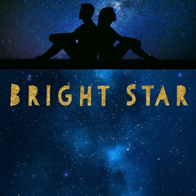 Scaled bright star