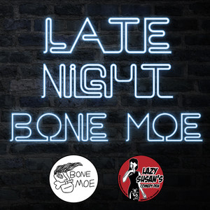 Thumb late night logo