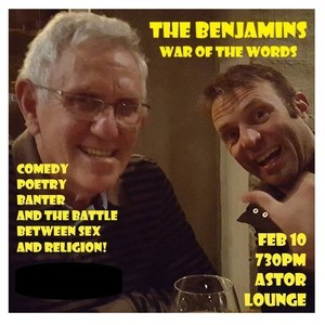 Thumb the benjamins war of the words 800 x 800 no fringe logo