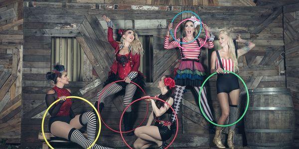 Rectangle glow sista circus 4