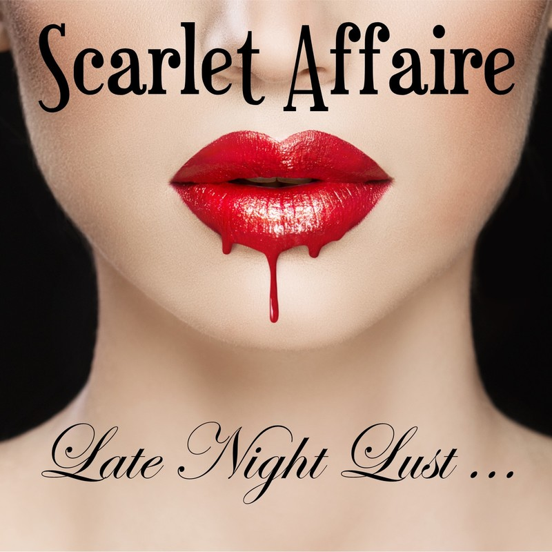 Scaled scarlet affaire lnl square
