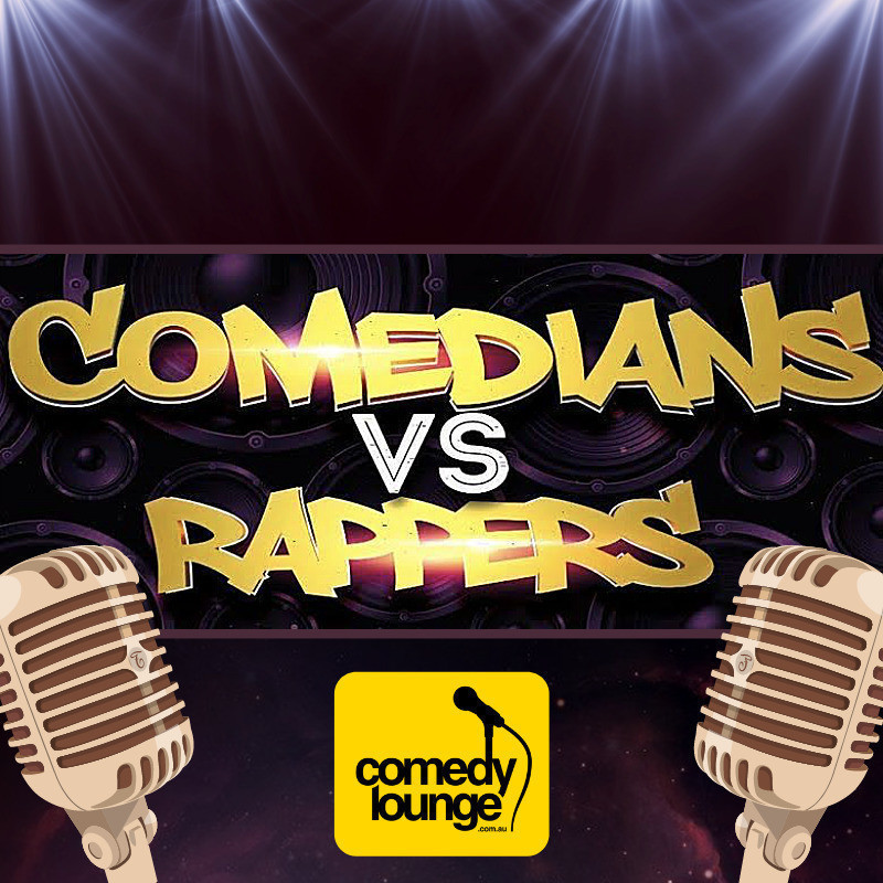 Scaled user crop comedians v rappers