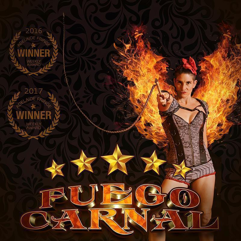 Scaled fuego carnal 2018